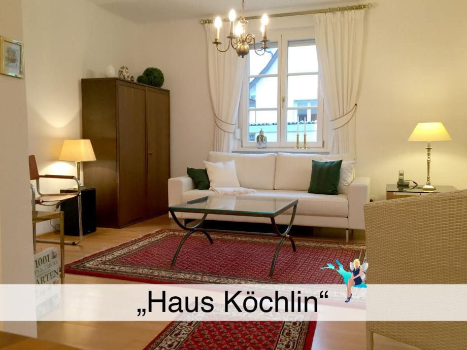 """Ausstattung """"Köchlin"""""""