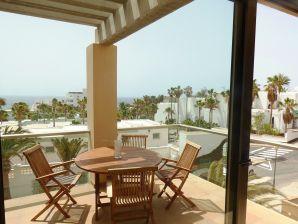 Ferienwohnung Esquinzo Beach mit fantastischem Ausblick