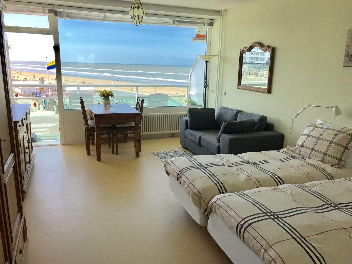apartment strandstudio nord holland zandvoort firma