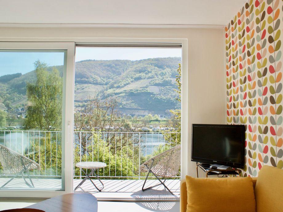 Panoramafenster im Wohnbereich
