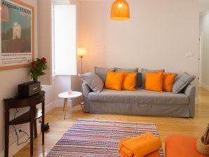Ferienwohnung Ap 22 - Komfort und Charme in 10 Minuten zur Av Liberdade.