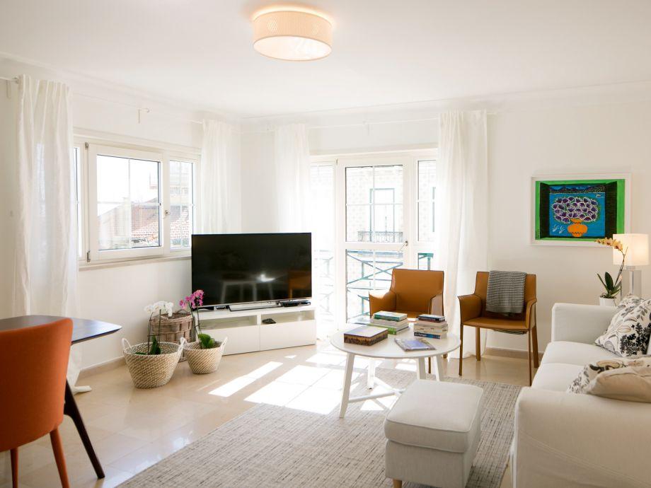 Ausstattung Comfortable 2-bedrooms apartment 24 in Graça