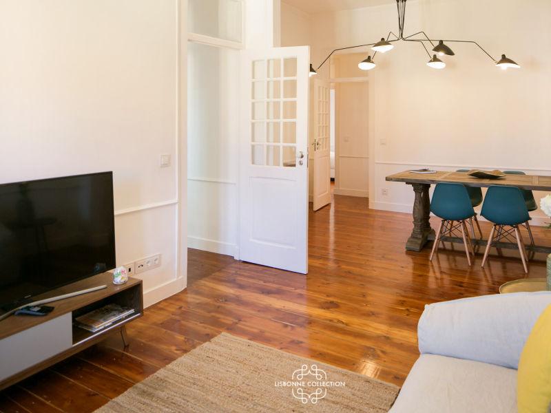 Apartment Ap57 - Elegant living in Estrela district