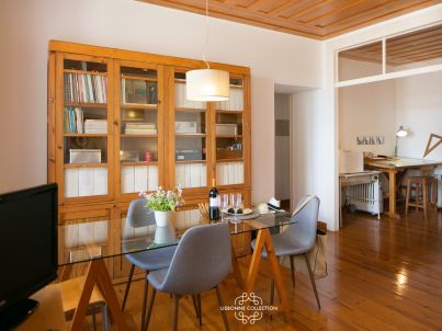 Ap50- Enchanting 2 bedrooms flat steps from the castle