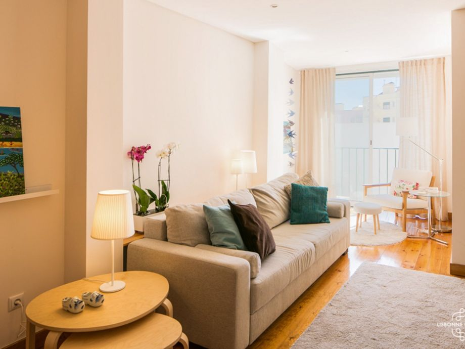 Ausstattung Ap 25 - Spacious and cosy apartment in Graça district