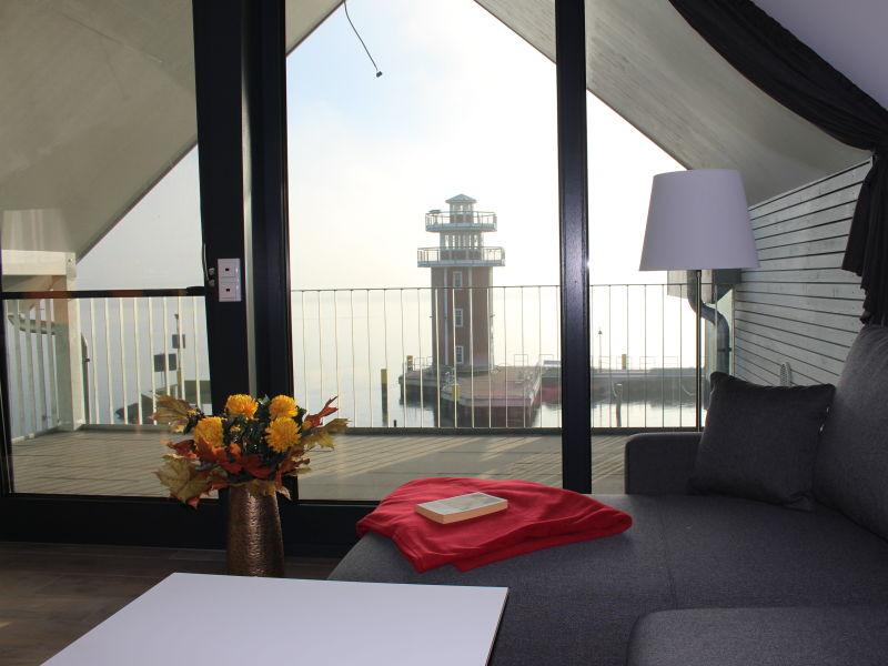 Seeblick - Apartment - Studio - Weisses Haus Plau