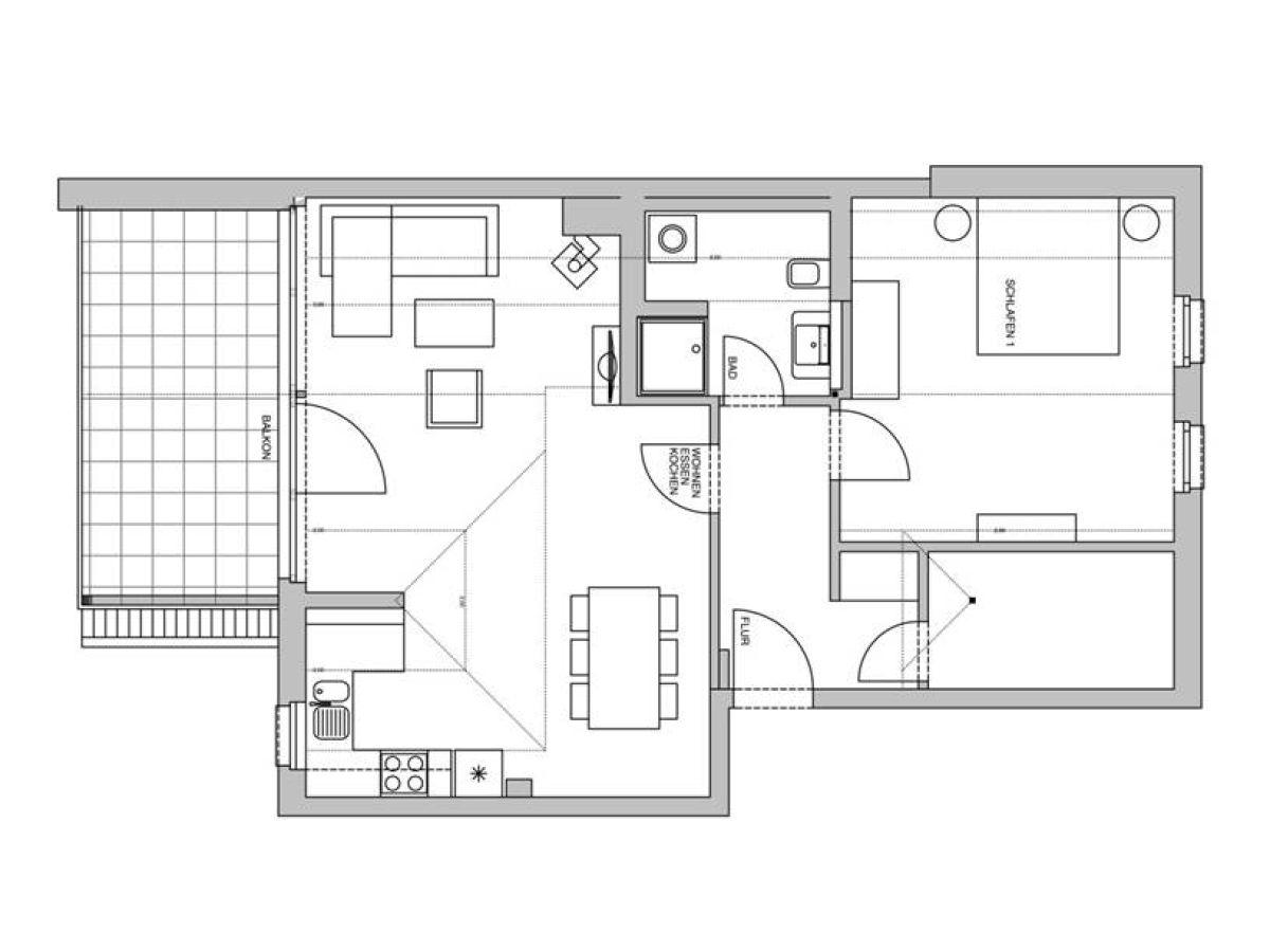 seeblick apartment studio weisses haus plau mecklenburgische seenplatte plauer see. Black Bedroom Furniture Sets. Home Design Ideas