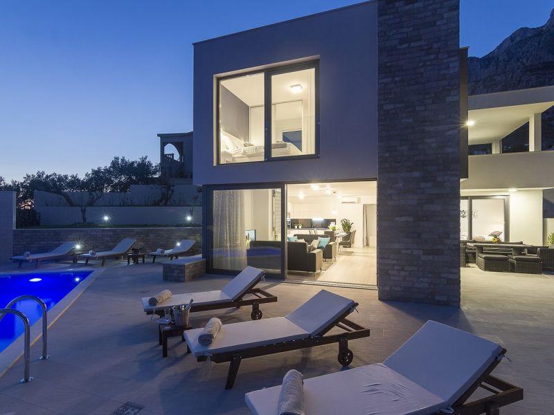 Ferienhaus Villa Oscar in Makarska