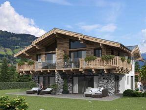 Ferienhaus Chalet Schneeflocke Leogang