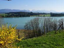 Ferienhaus 43 - See- und Bergblick