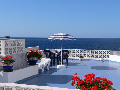 Casa Ultramarina in El Remo am Meer
