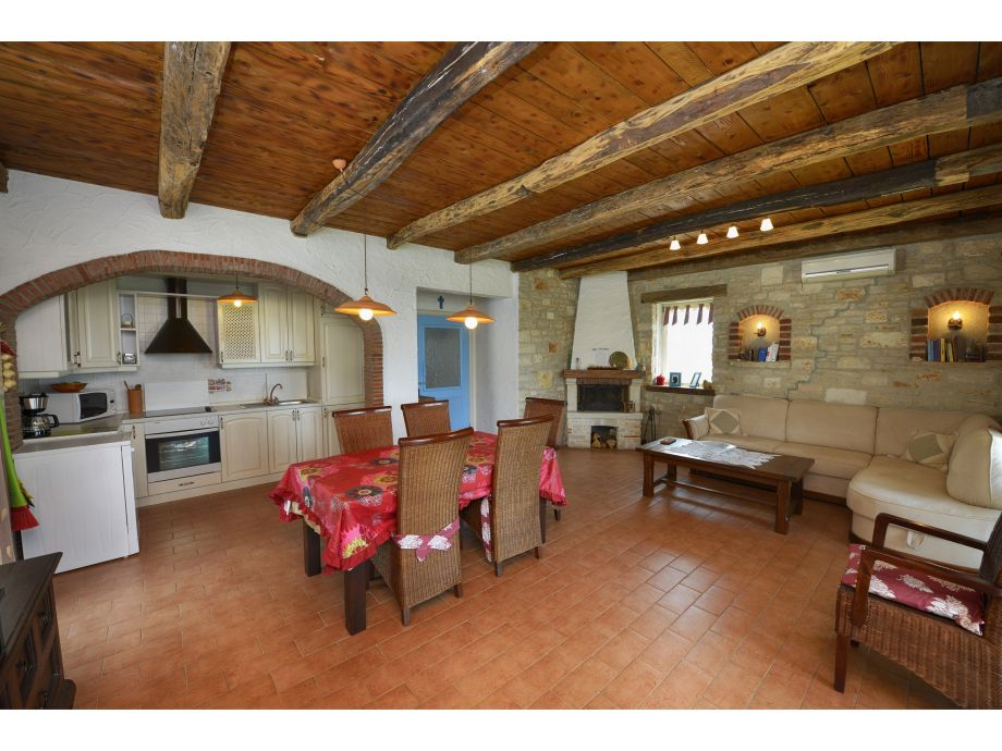 Villa Dany, Istrien - Firma SOLIS POREC - Frau Iris Leto ...