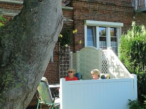 Ferienwohnung Vogelhäuschen im Haus Achter de Kark