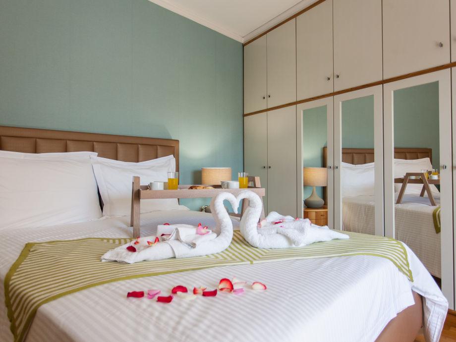 Ferienwohnung stefan 39 s penthouse kreta frau stephanie - Schlafzimmer stefan ...