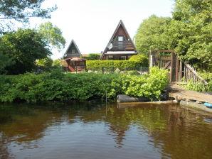 Ferienhaus Kleines Paradies am See
