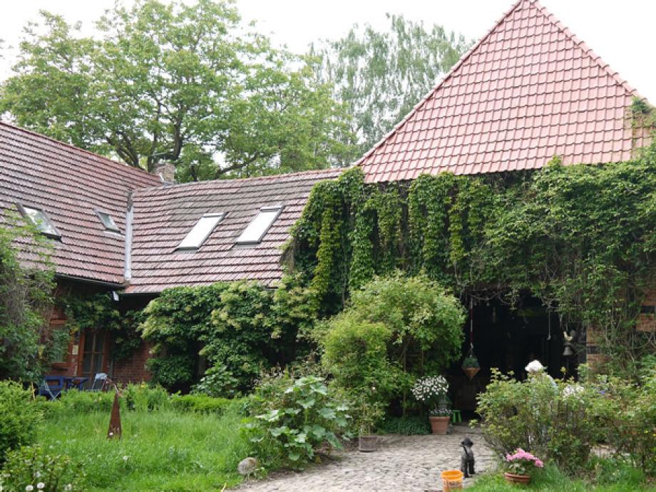 Außenaufnahme Die Große Arche- Selbstversorgerhaus Resthof