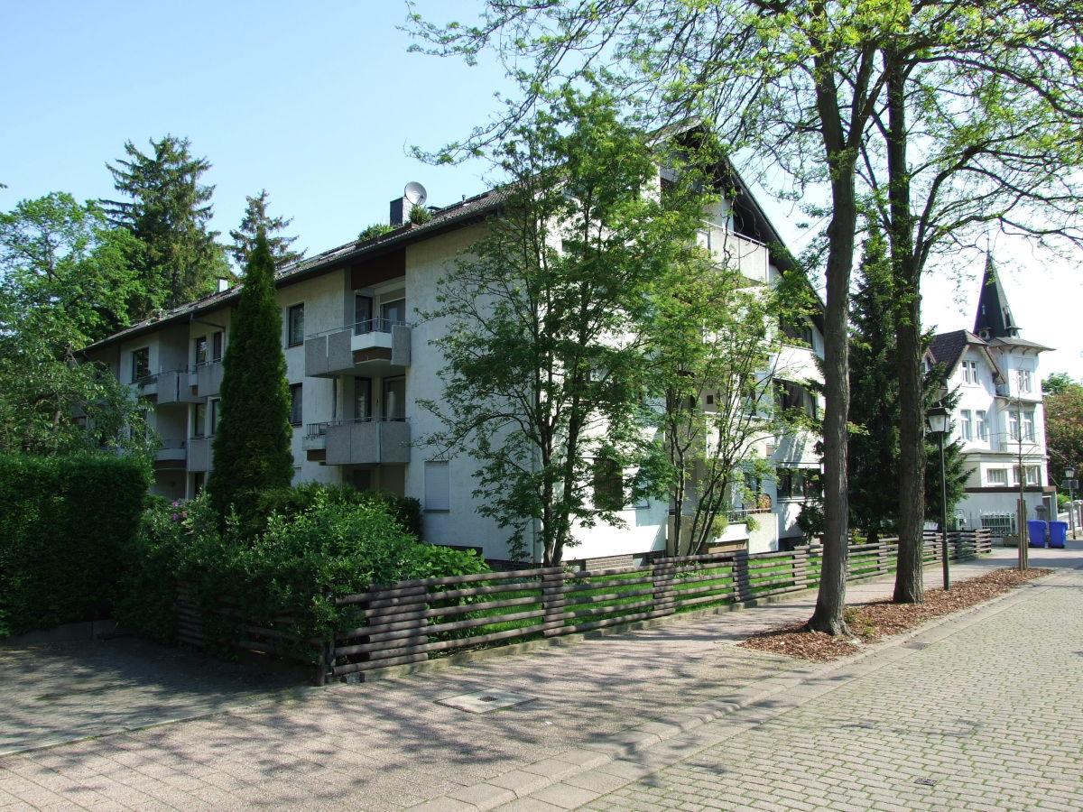 Ferienwohnung Richter 1 Bummelallee Bad Harzburg, Bad Harzburg ...