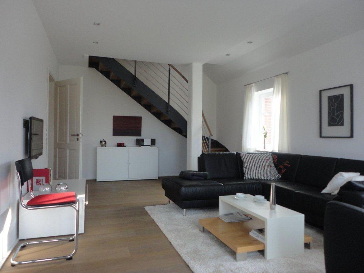 Ferienwohnung residenz gulfhof langeoog frau susanne tebroke - Fernseher wohnzimmer ...