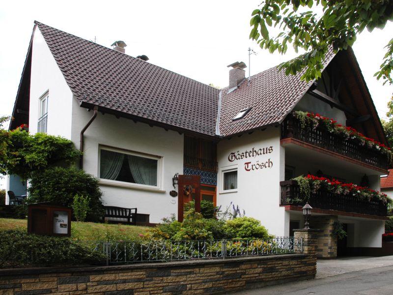 Ferienwohnung Gästehaus Trösch