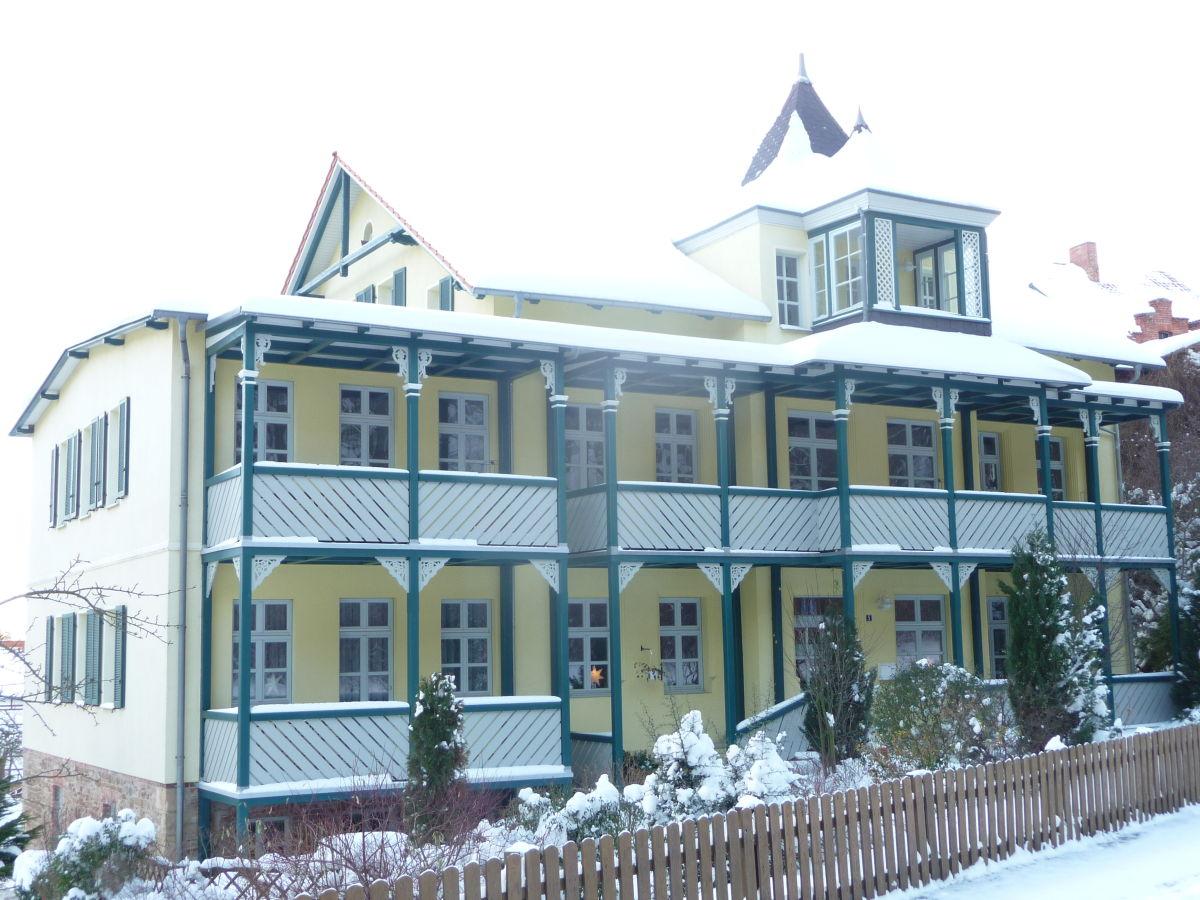 Ferienwohnung im haus musica concerto ostharz bad for Haus finden