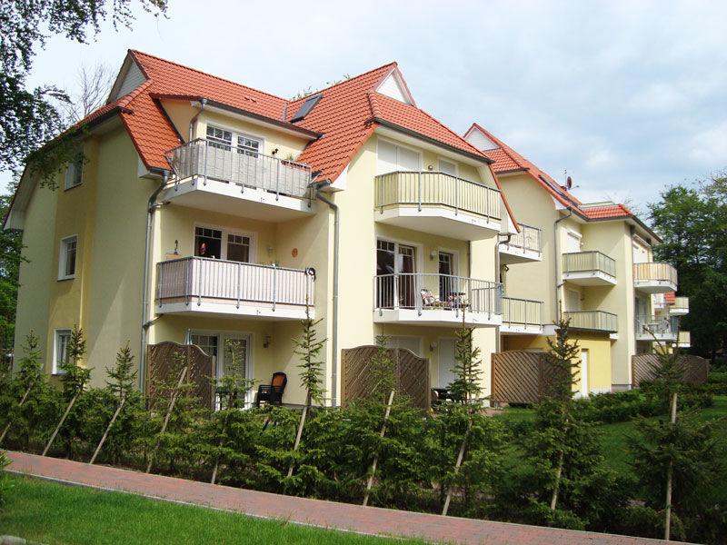 Ferienwohnung Ostseebad