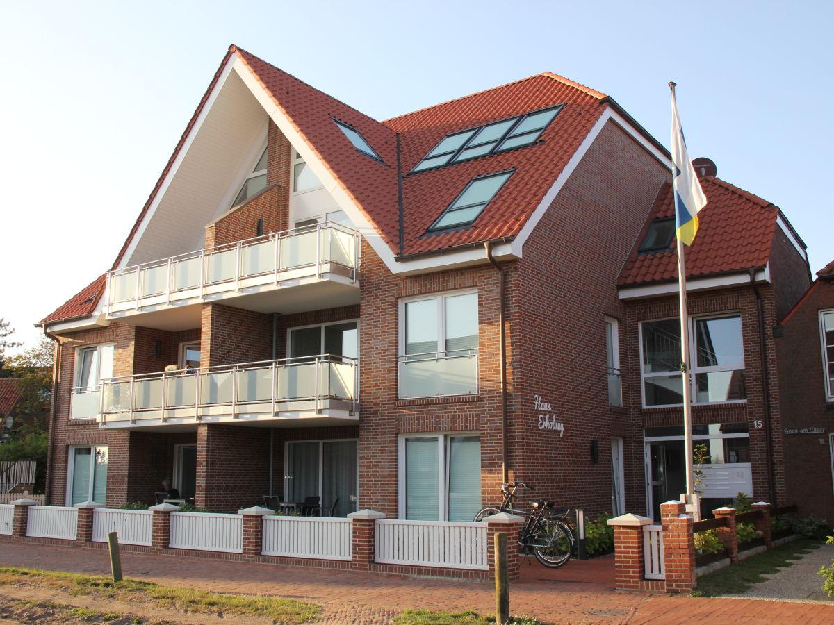 Ferienwohnung Sonne im Haus Erholung, Juist - Herr Joachim Kreuzburg