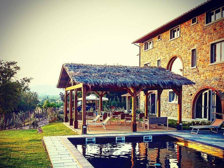 Außenaufnahme Terra in Contado Country House & Spa
