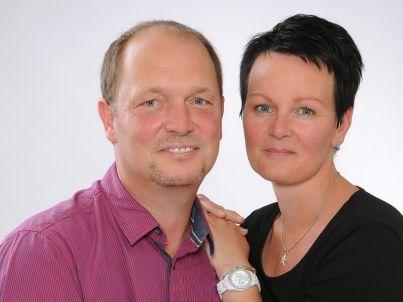 Ihr Gastgeber Heiko und Annett Groß