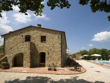 Ferienwohnung Bilocale Standard Borghetto Poggio Bianco