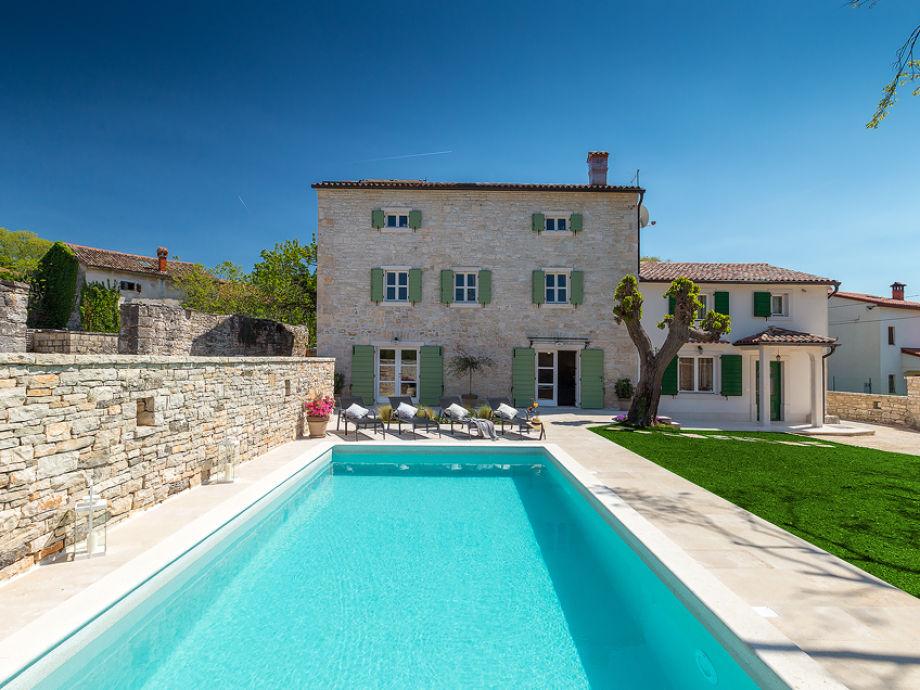 Außenaufnahme Villa Luvi