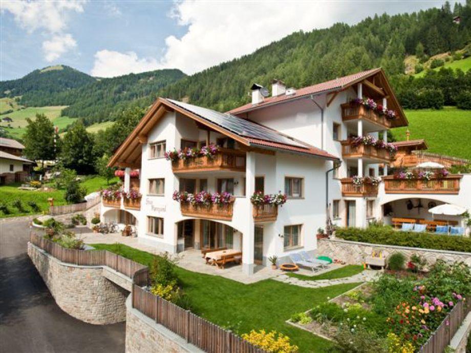 Außenaufnahme in House Alpenjuval