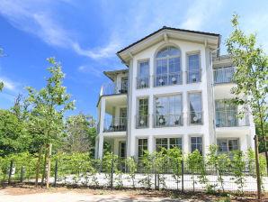 Ferienwohnung A.01 Villa Pauline Whg. 09 mit 2 Balkonen