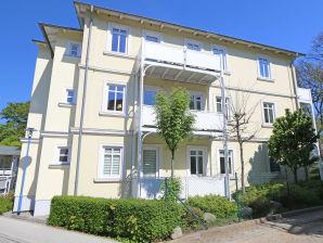 Ferienwohnung F.01 Villa Strandmuschel Whg. 09 mit Balkon (Süd/Ost)