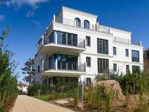 Ferienwohnung F.01 Strandvilla Andrea Whg. 07 Meerblick mit Balkon