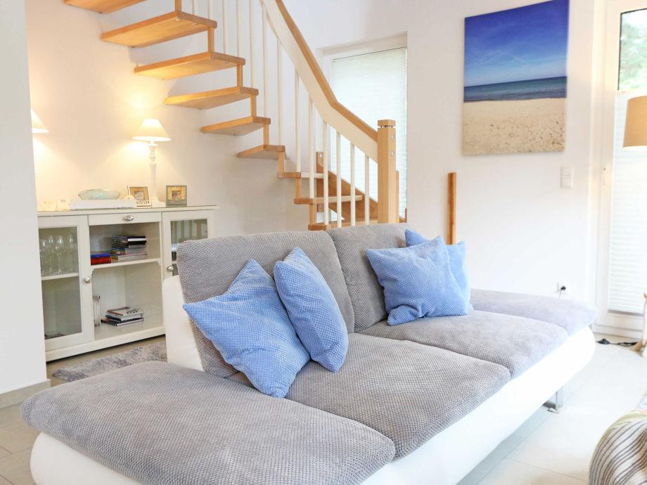 Ausstattung Blaue Welle mit Terrasse