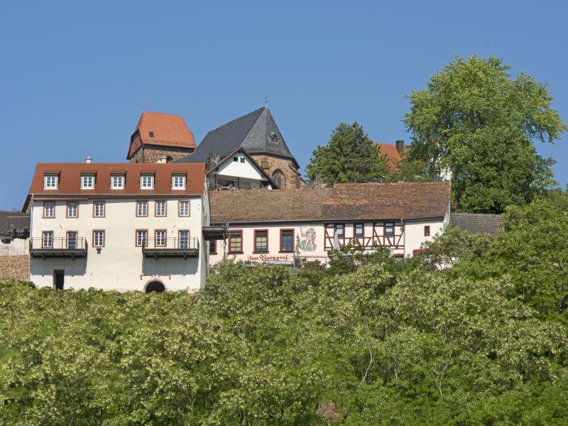 Ferienwohnung Burggarten Appartement Neuleiningen