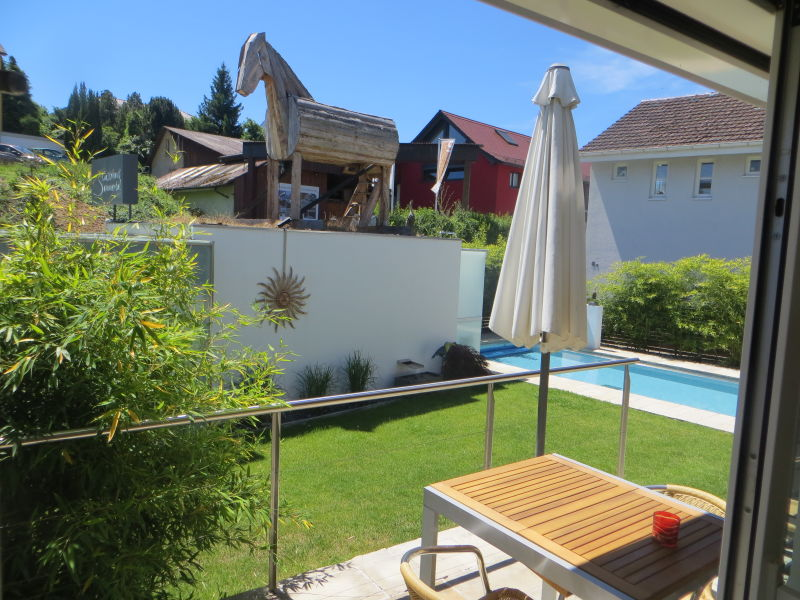 Holiday apartment A im Gästehaus Sommertal