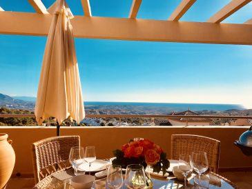 Ferienwohnung Penthouse Campoamor