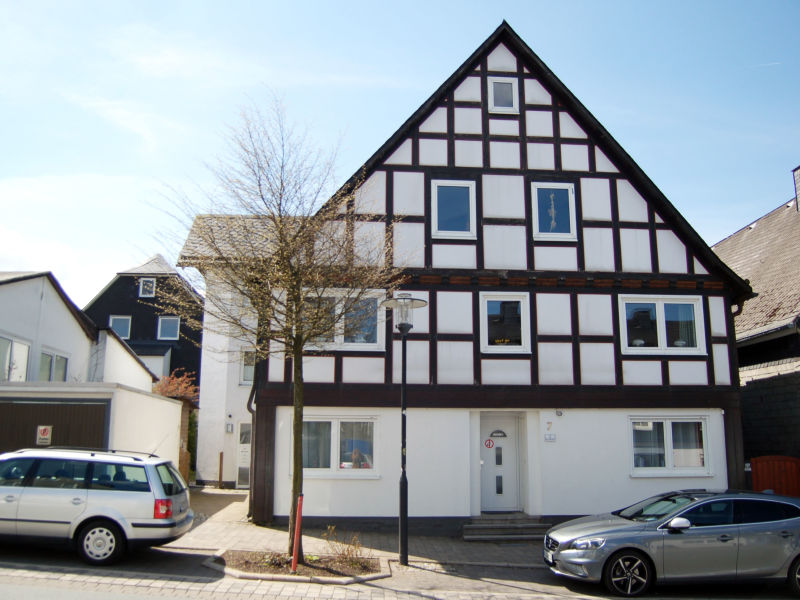 Holiday apartment Haus Marktstrasse