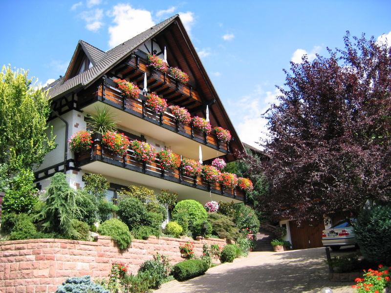 Ferienwohnung im Landhaus Schneider
