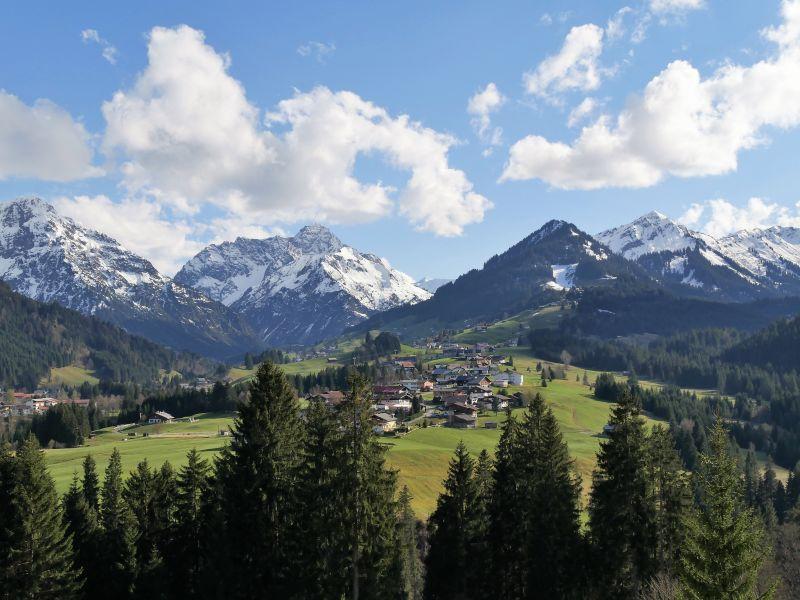 Ferienwohnung Sonnalpin Waldhaus