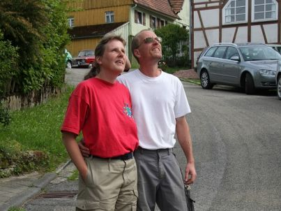 Ihr Gastgeber Ingrid und Andreas Gökeler