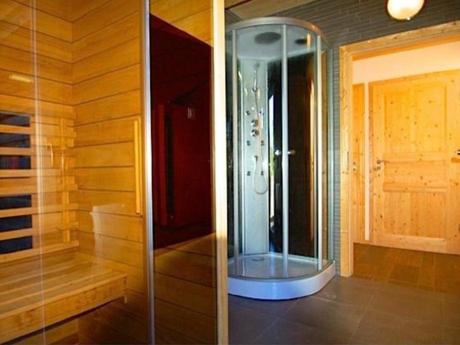 ferienhaus berg und spass, salzburger land - firma govilla moderne, Badezimmer
