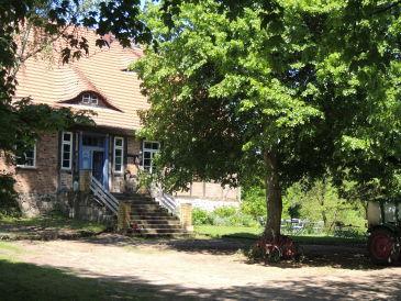 Ferienwohnung Auguste auf dem Pfarrhof Stuer
