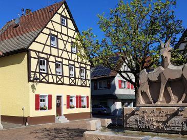 """Ferienhaus """"ALB-Traum"""""""