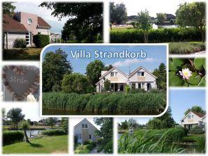 Ferienhaus Villa Strandkorb