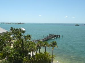 Holiday apartment Sanibel Bay View Condo