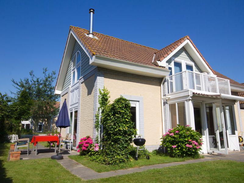 Ferienhaus direkt am Banjaard-Strand