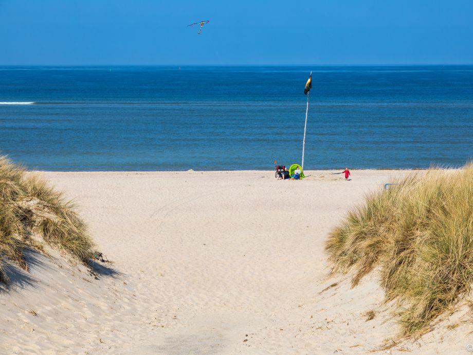 Ferienhaus Direkt Am Banjaard Strand Noord Beveland Kamperland Familie Dr Ulrich Hombach