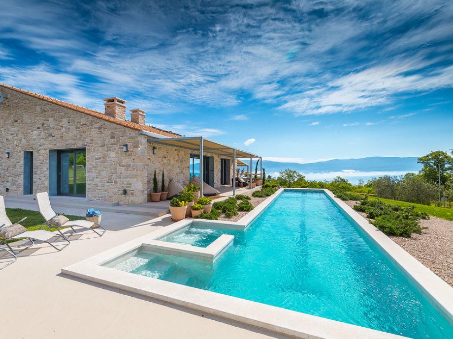 Außenaufnahme Villa Poimon